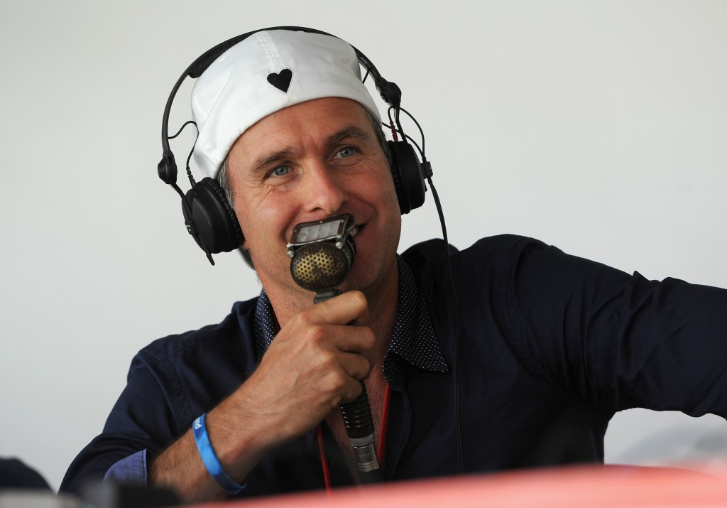 Michael Vaughan called on the International Cricket Council to reconsider following the conclusion of Afghanistan's match with England at the ICC World Twenty20 ©Getty Images
