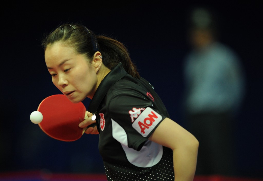 Tie Yana upsets fifth seed on route to ITTF World Tour Qatar Open semi-finals