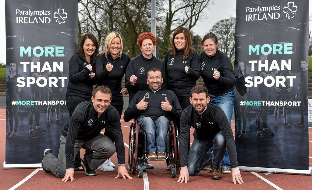 Paralympics Ireland announce media services team for Rio 2016
