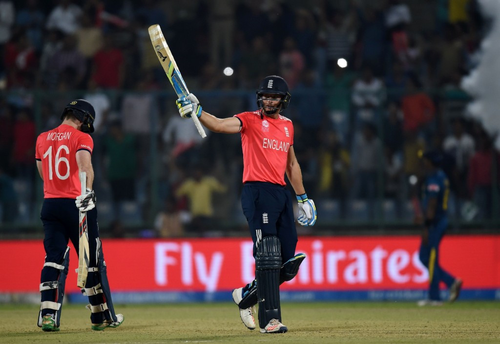Buttler's brutal knock blasts England to ICC Twenty20 semi-finals with win over Sri Lanka