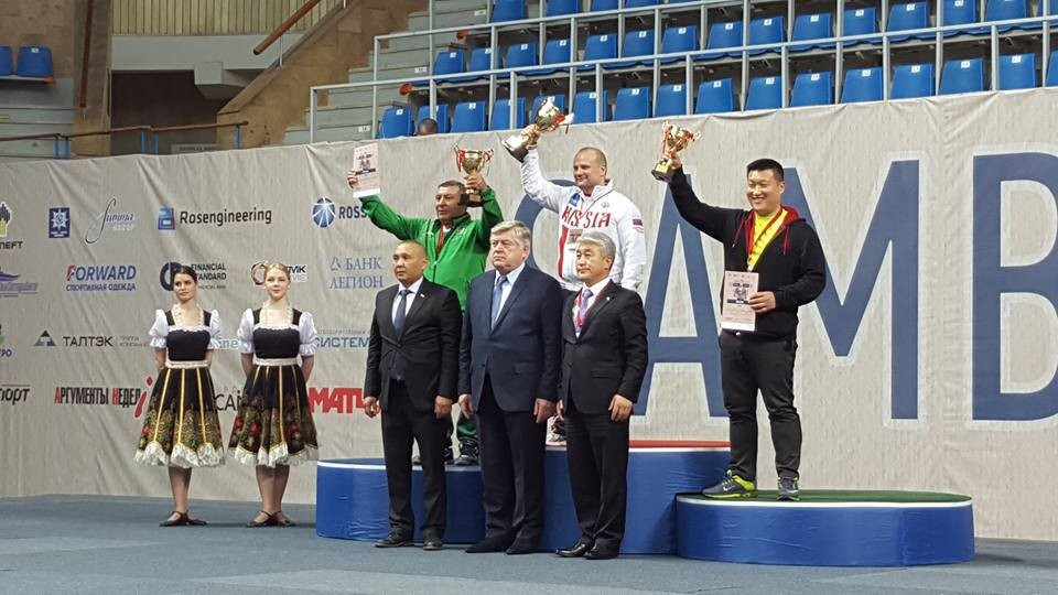 Russia increase gold medal tally to 19 on final day of Sambo World Cup
