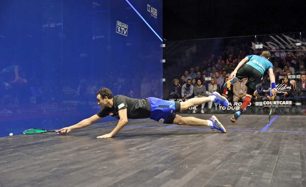 All-Egyptian finals at British Open for first time in history