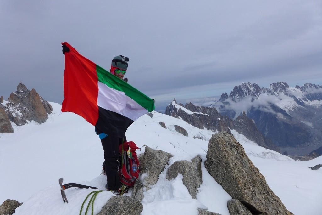 UAE NOC sponsor adventurer's efforts to climb Mount Everest