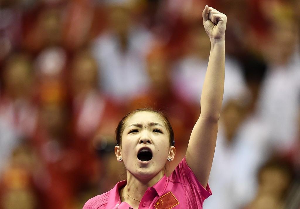 China won both titles in Kuala Lumpur