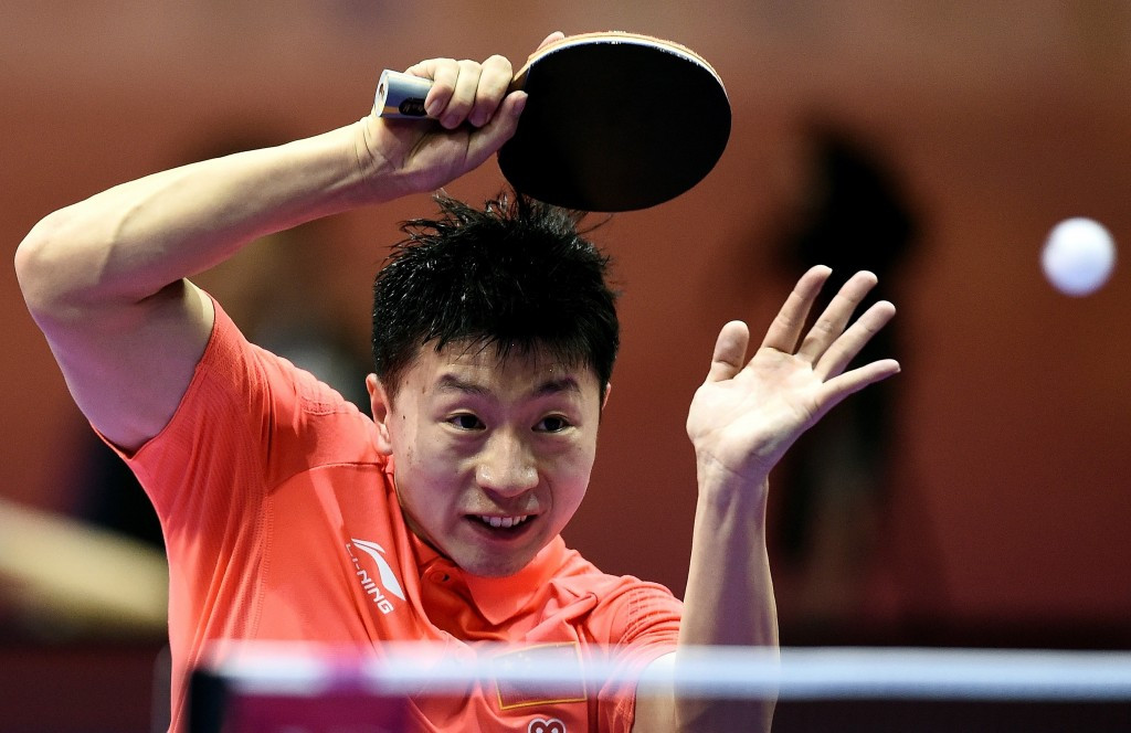World number one Ma beats Fan as China sweep all four titles at ITTF World Tour Qatar Open