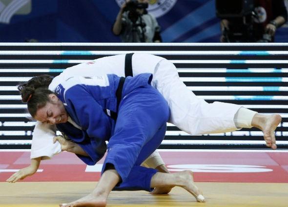 Verkerk wins all-Dutch final at IJF Tbilisi Grand Prix as pursuit of Rio 2016 spot heats up