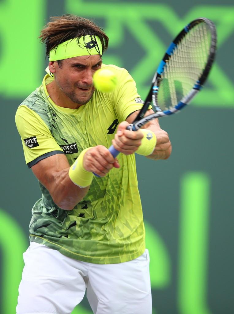 Ferrer falls to Pouille in Miami Open third round