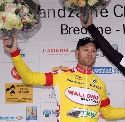 Belgian cyclist Antoine Demoitie dies following Gent-Wevelgem crash