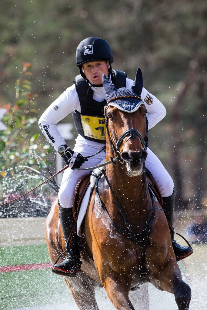 Jung leads Germany to success at opening FEI Nations Cup Eventing competition