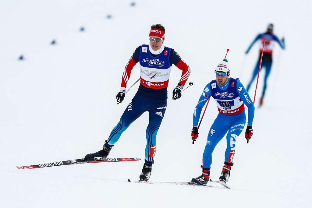 Olympic champion Kriukov tests Pyeongchang 2018 cross-country course