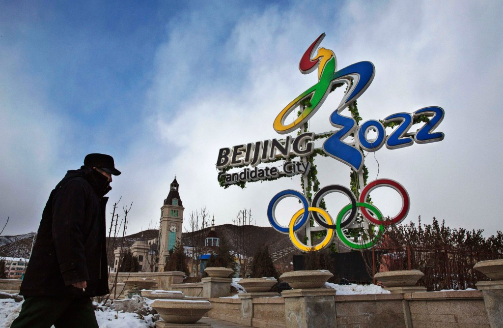 Beijing 2022 have faced criticism for a lack of snow as well as concerns over the environmental impact of the Games