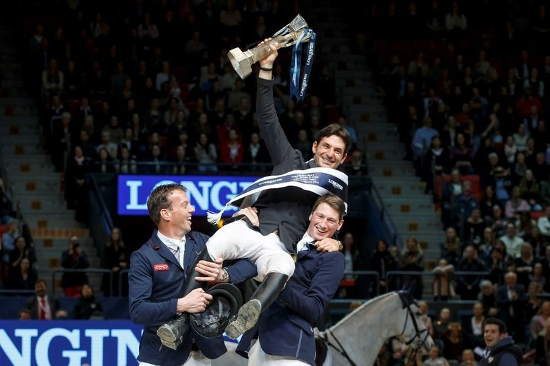 Guerdat seals back-to-back FEI World Cup Jumping Final titles