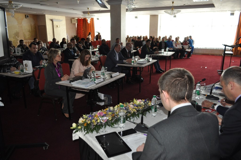 The seminar was titled Enough is Enough and aimed to focus on education and prevention
