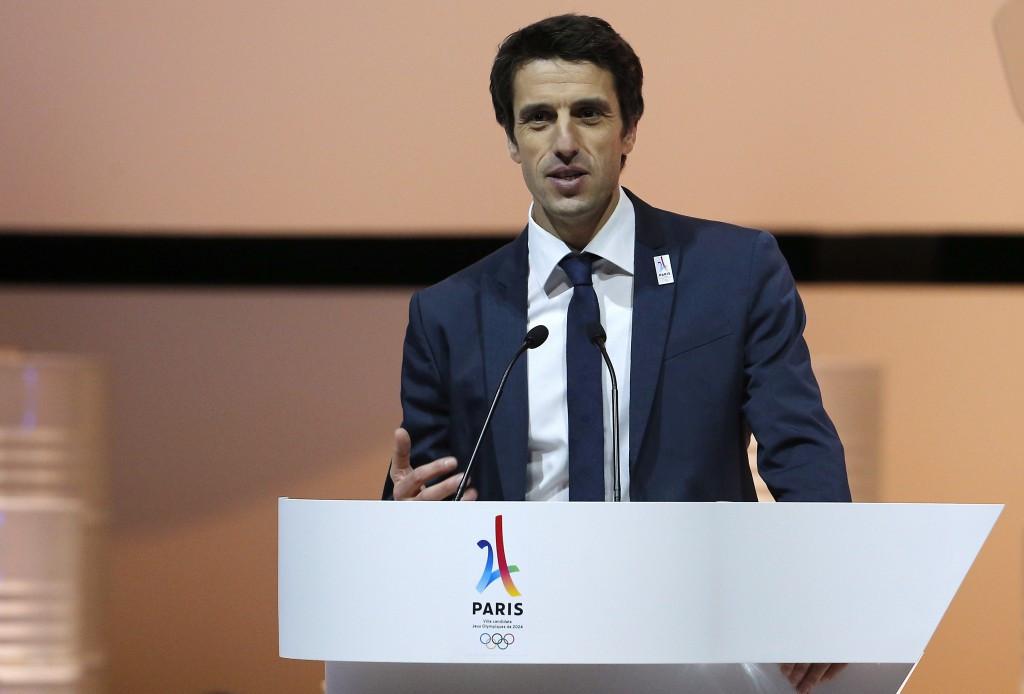 Paris 2024 co-chairman Estanguet to speak on environmental issues as green bid is promised