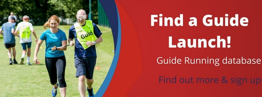 "England Athletics and British Blind Sport launch ""Find a Guide"" database"