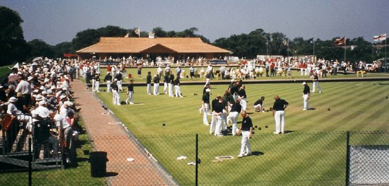 Les Creux Bowls Club in St Brelade will host the 2017 European Bowls Team Championship ©Bowls Jersey