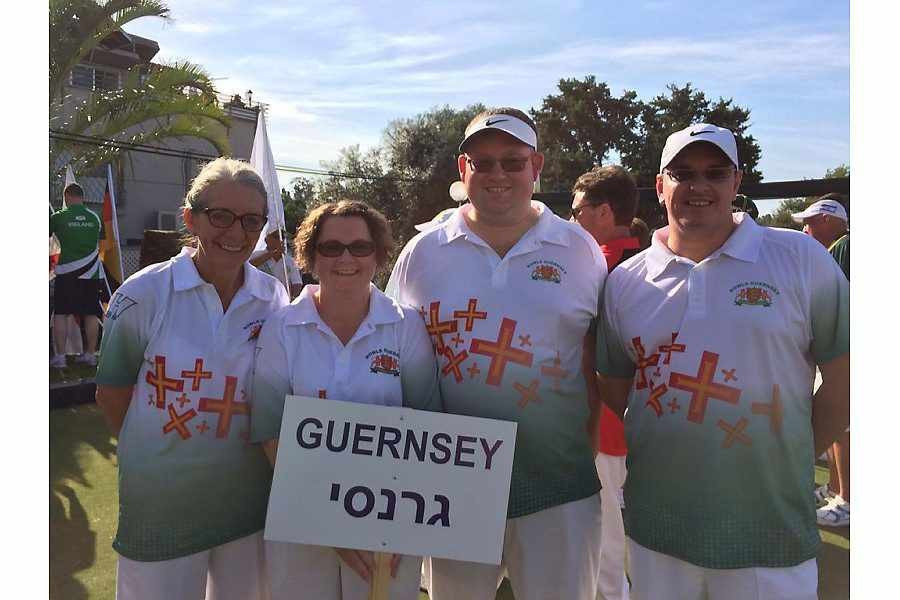 The last European Bowls Team Championship took place in Israel last year where Jersey's neighbours Guernsey were among the teams competing ©Bowls Guernsey