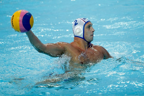 Russian water polo player Alexey Bugaychuk reportedly tested positive for meldonium at this year's European Championships in Serbia ©Getty Images