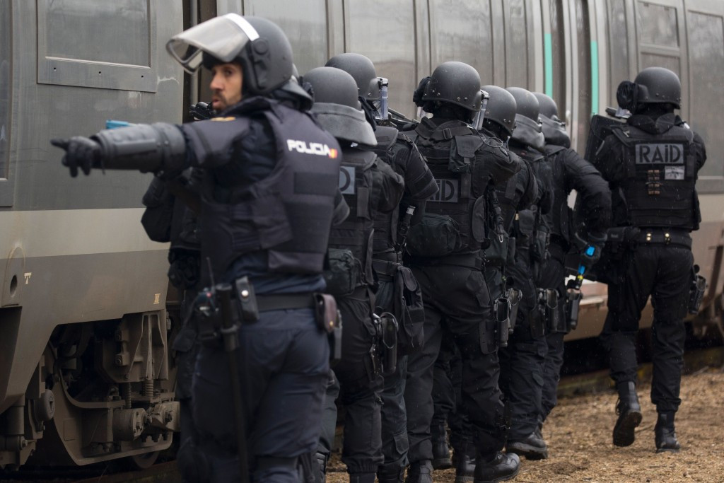 Preparations for security at Euro 2016 are ongoing