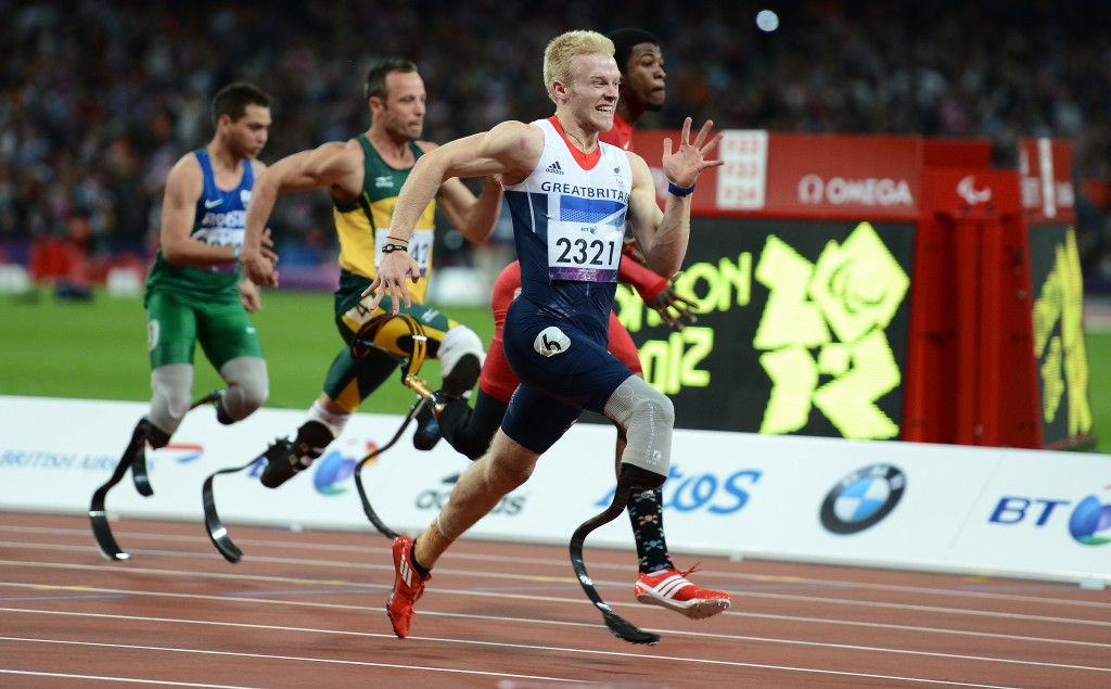British Government investment in child running blades praised by International Paralympic Committee