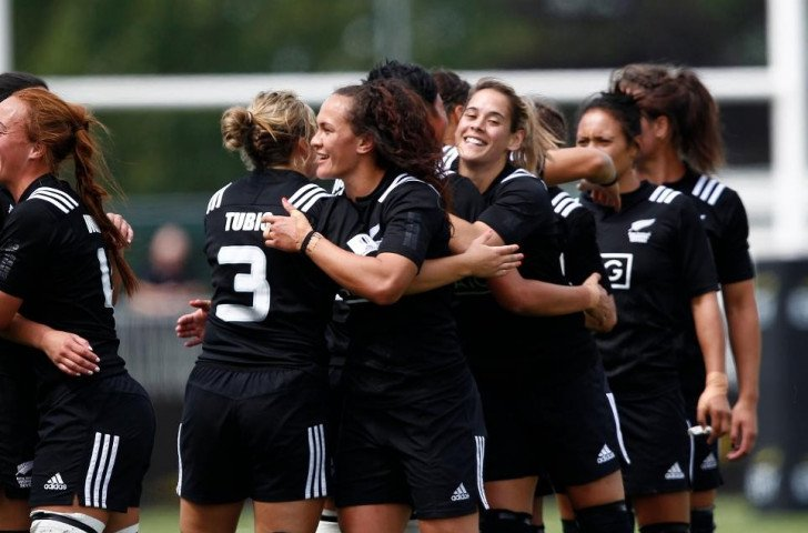 Two of New Zealand's Series winning side have been nominated for Women's Sevens Player of the Year ©World Rugby/Martin Seras Lima
