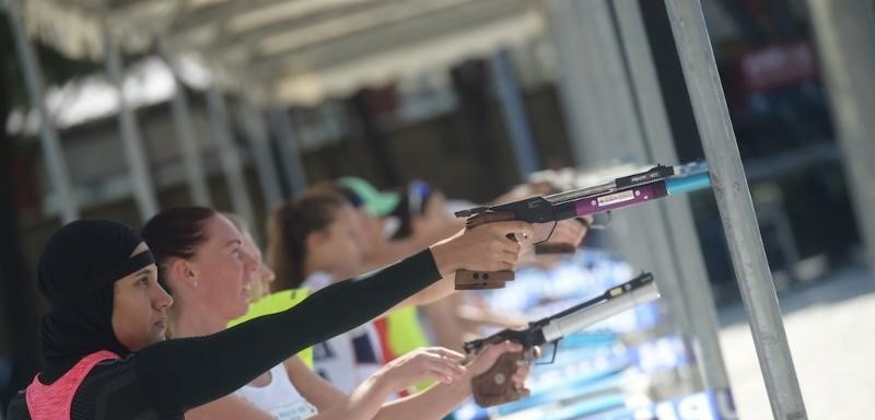 Turkey's Ozyuksel shines as UIPM World Cup in Rome begins with women's individual qualification