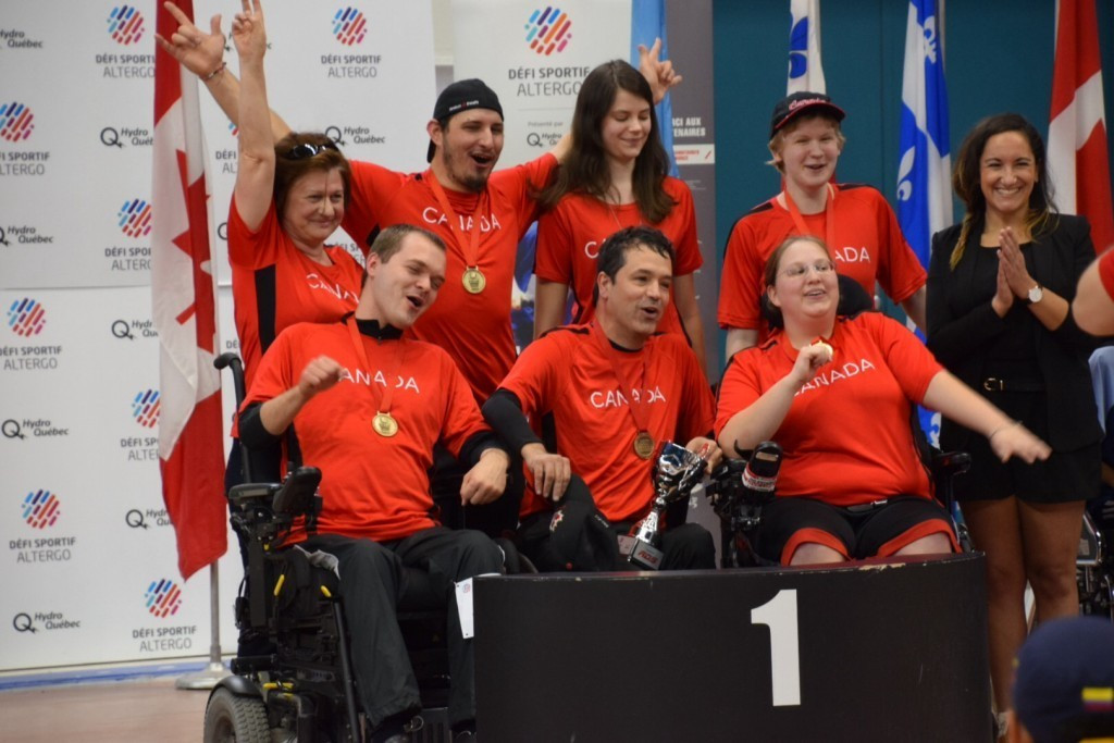 The announcement comes after Canada took three medals at the recent Americas Team and Pairs Championships