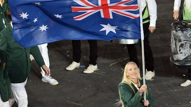 Australian Olympic great calls time on basketball career