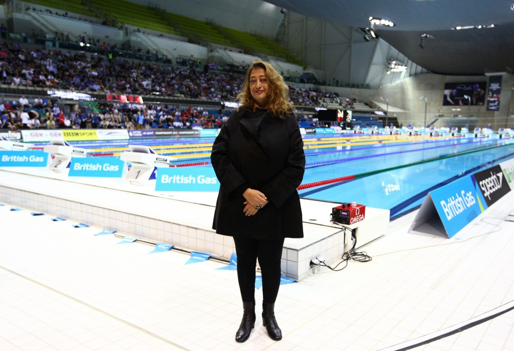 London 2012 Aquatics Centre designer Zaha Hadid dies at age of 65