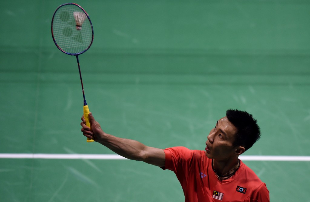 Malaysia's Lee Chong Wei was another high-profile name to suffer elimination today