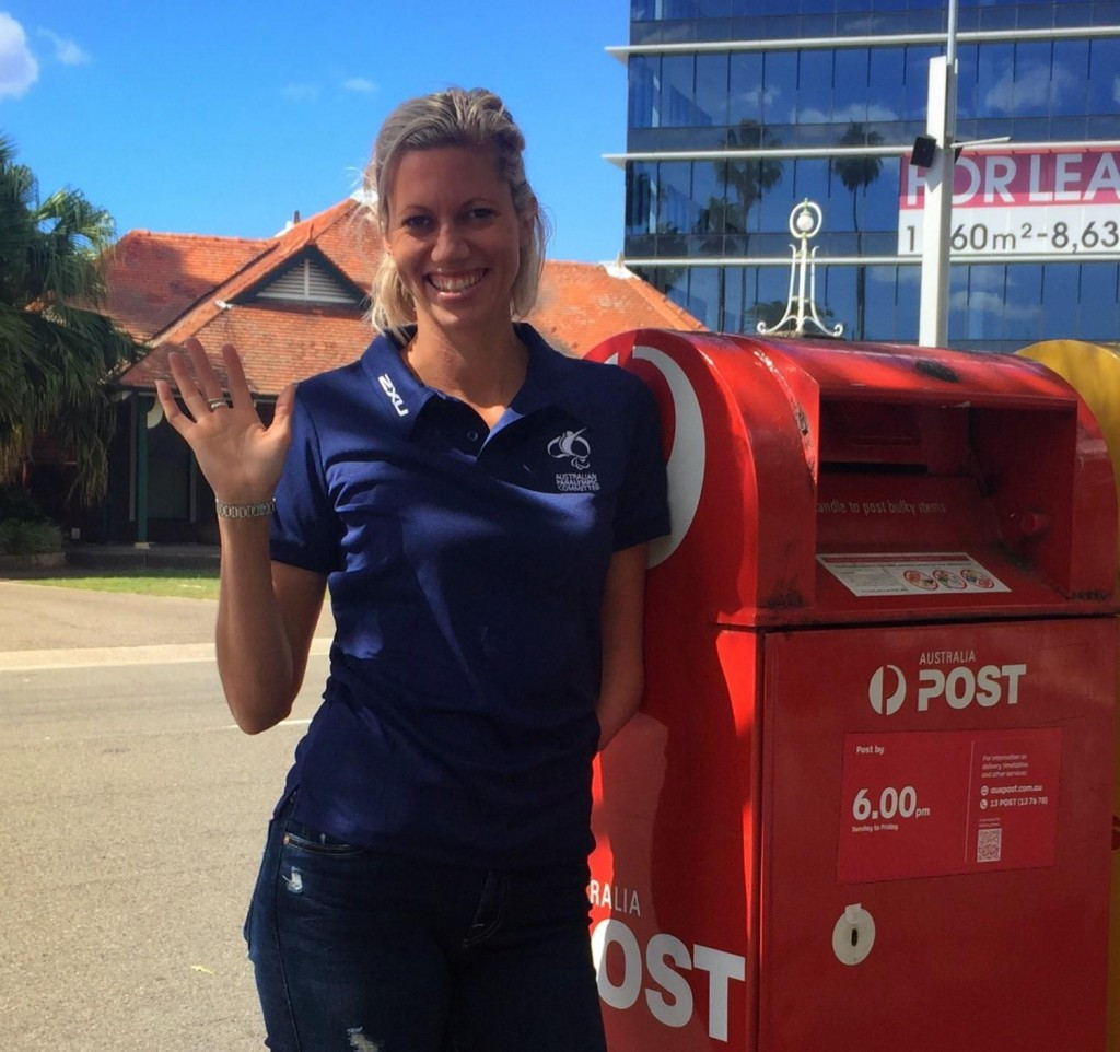 Australia Post partner with Australian Paralympic Committee for Rio 2016