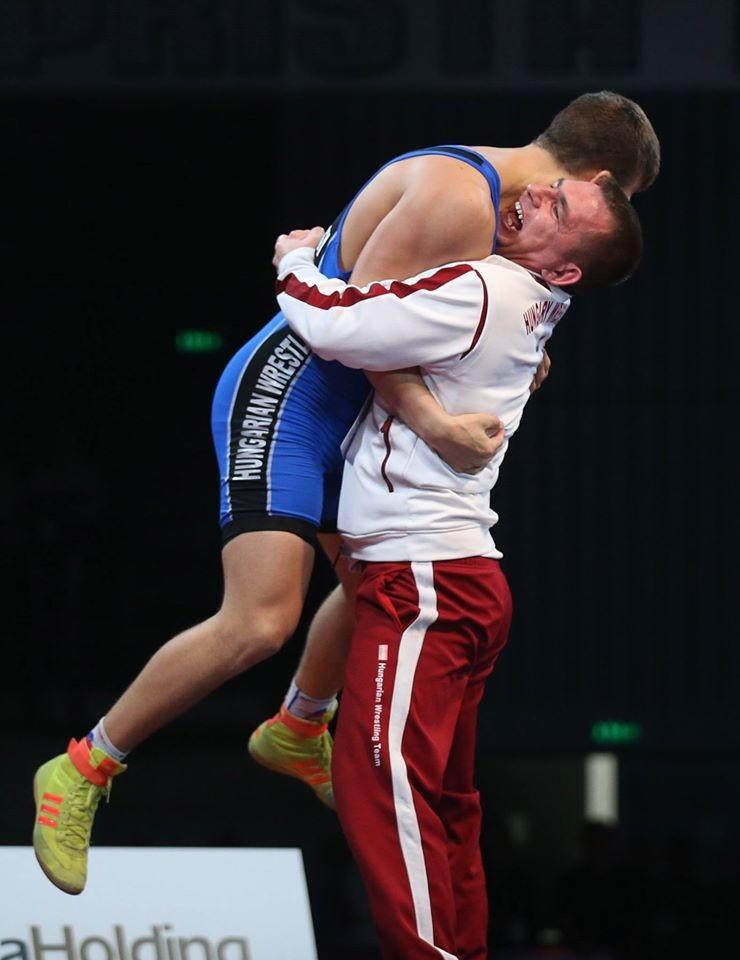 Hungarian denies host nation Greco-Roman gold at UWW Under-23 European Championships