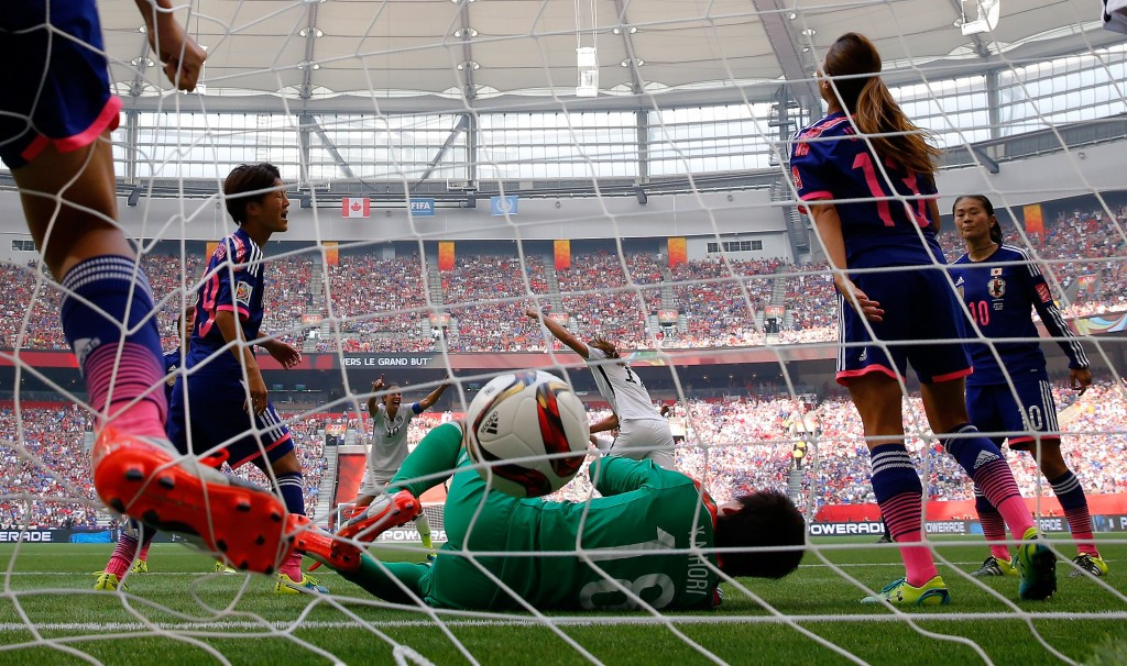 The United States won the Women's World Cup for a third time by beating Japan in the 2015 final