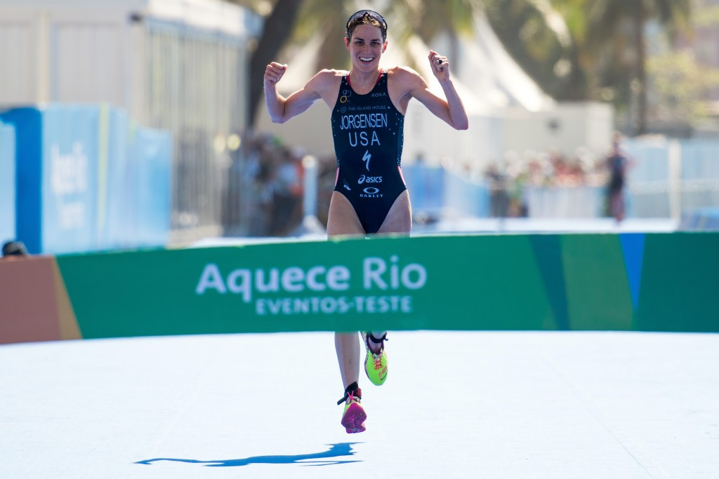 Two-time world champion Gwen Jorgensen of the United States will headline a strong women's field for the event in New Plymouth