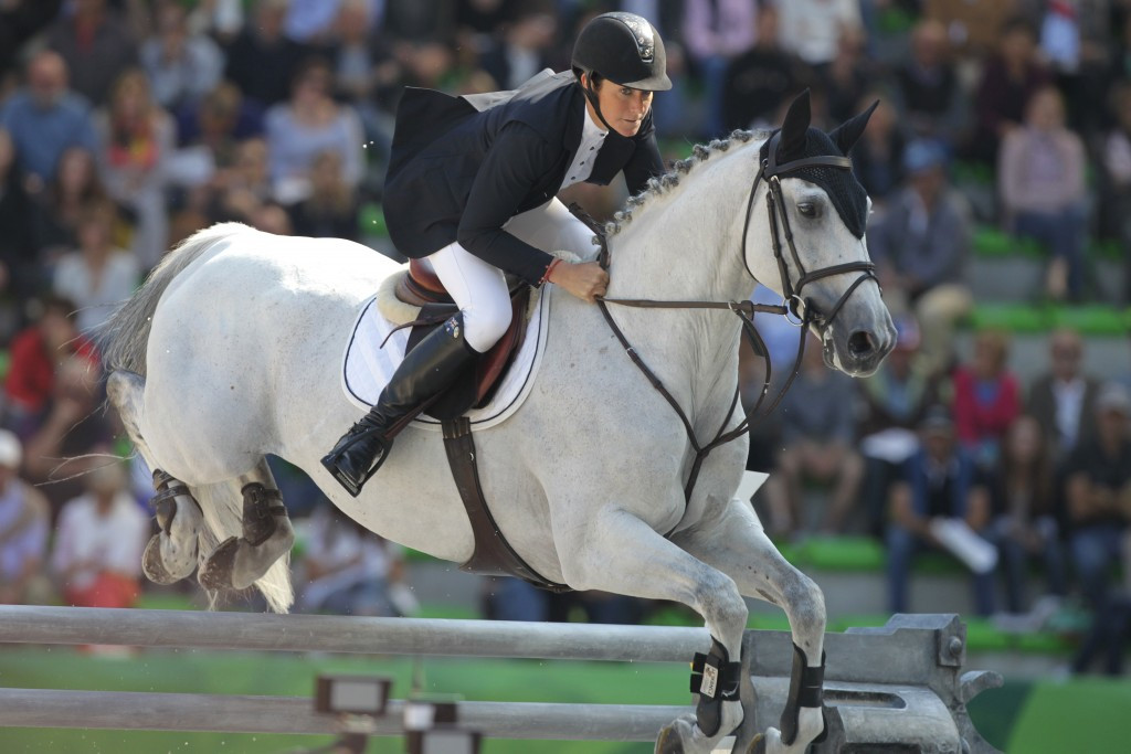 The International Equestrian Federation has opened the bid process for the 2022 World Equestrian Games ©Getty Images