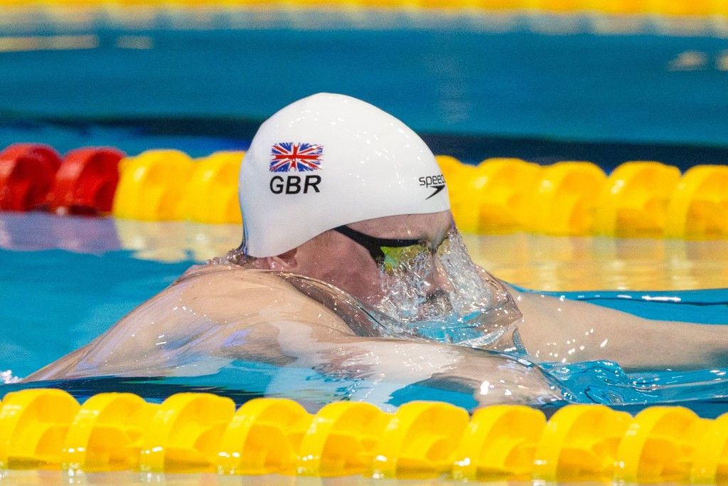Swimming world champion Peaty calls for lifetime doping bans and weekly testing