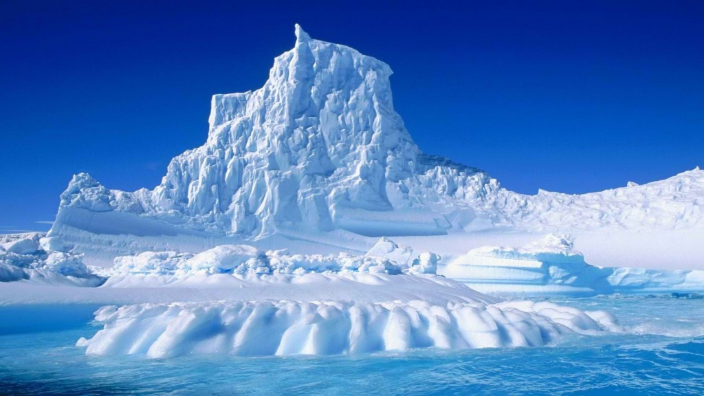 Could swimming events be held in Antarctica at the Rio 2016 Olympics?