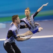 Russia lead way after opening day of Acrobatic Gymnastics World Championships