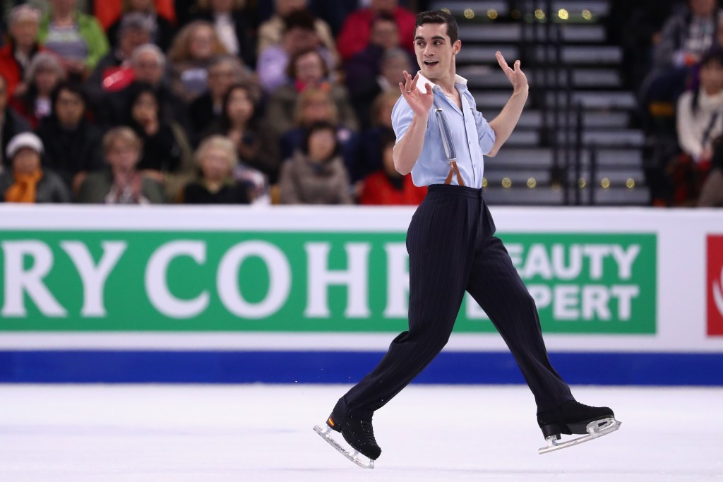 Fernandez defends men's crown at ISU World Figure Skating Championships after flawless display