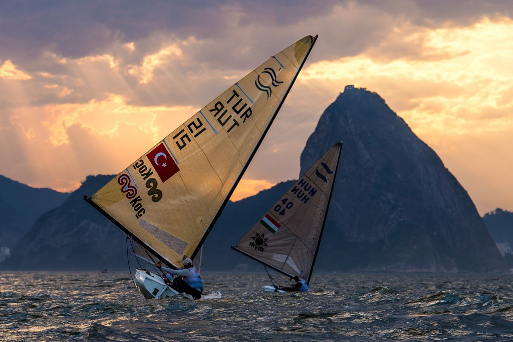 Turkey secure Rio 2016 qualification after Kaynar holds nerve in Finn class at Trofeo Princesa Sofía