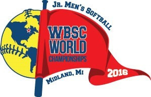Holders drawn in same pool as hosts for 2016 WBSC Junior Men's Softball World Championship