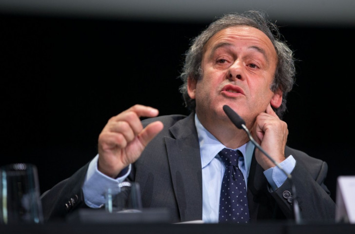 Platini pleas to determined Blatter to step down as Prince Ali campaign seemingly gains momentum