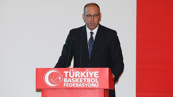Erdenay elected President of Turkish Basketball Federation