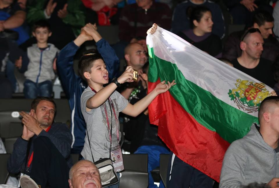 Azerbaijan win two gold medals in men's freestyle at UWW Under-23 European Championships