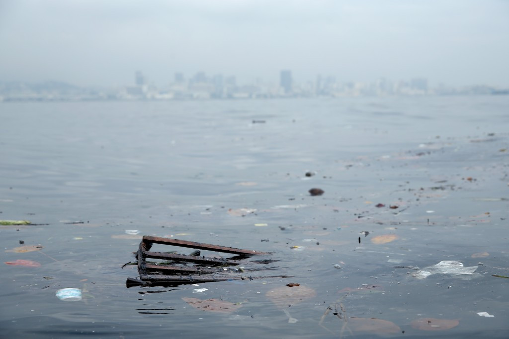 USADA have claimed athletes coming into contact with water from Guanabara Bay are not at risk of testing positive but warned they should be careful what medicine they take if they do fall ill ©Getty Images