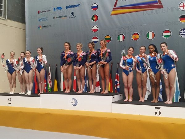 Britain and Russia each secured two golds on the penultimate day of the event in Valladolid ©UEG/Twitter