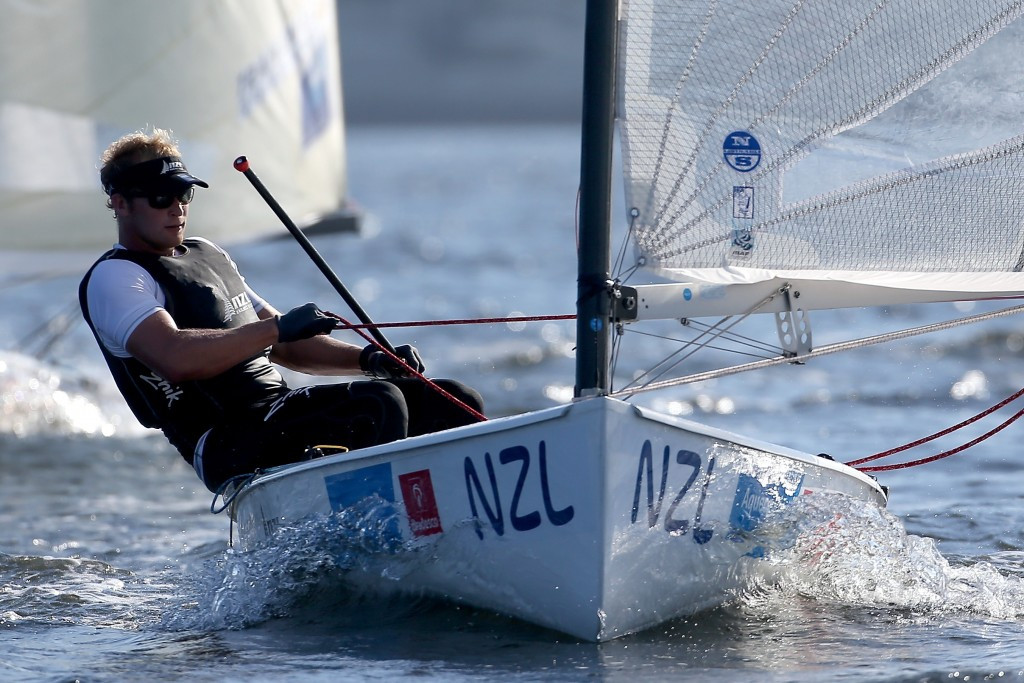 Josh Junior helped New Zealand complete a notable double on the final day of the Trofeo Princesa Sofía ©Getty Images