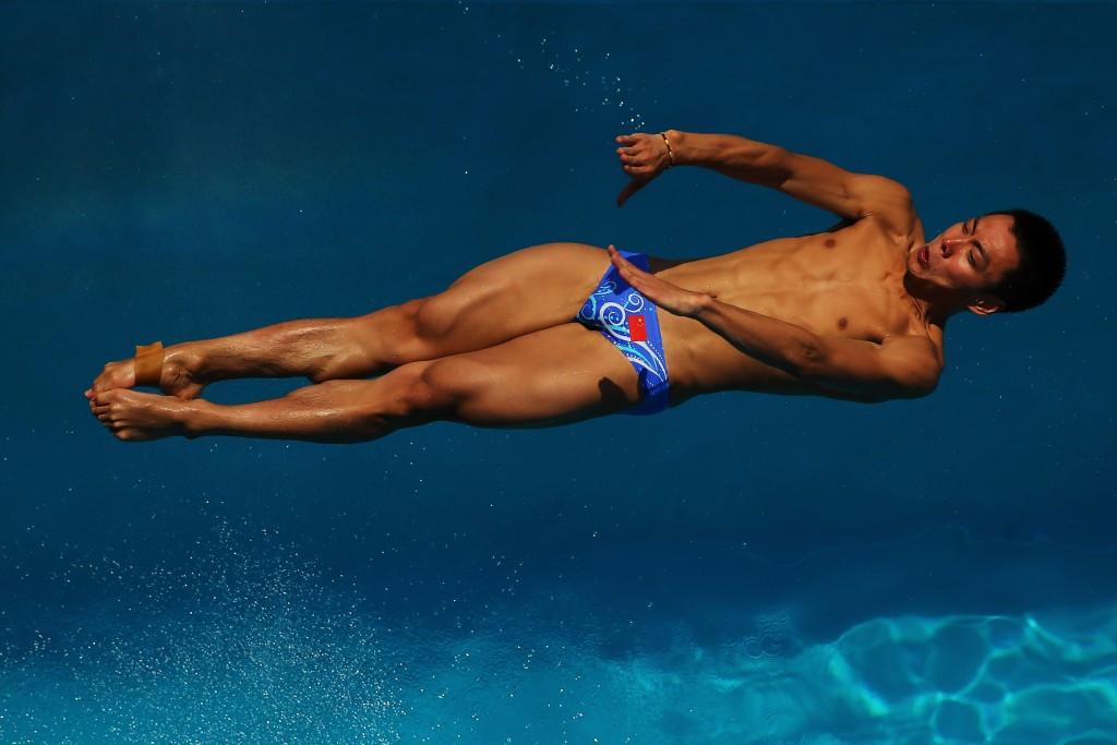 Five-star China dominate FINA Diving Grand Prix in Puerto Rico