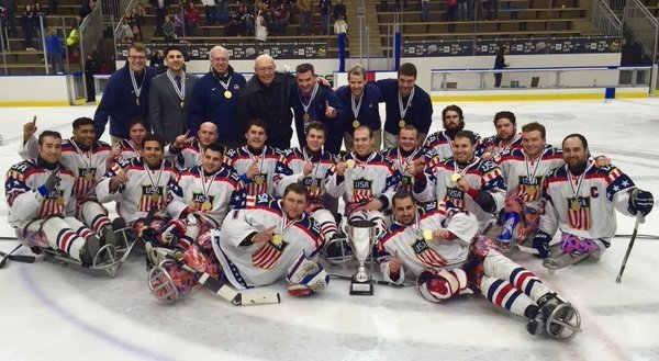 United States claim first-ever Ice Sledge Hockey Pan Pacific Championship crown