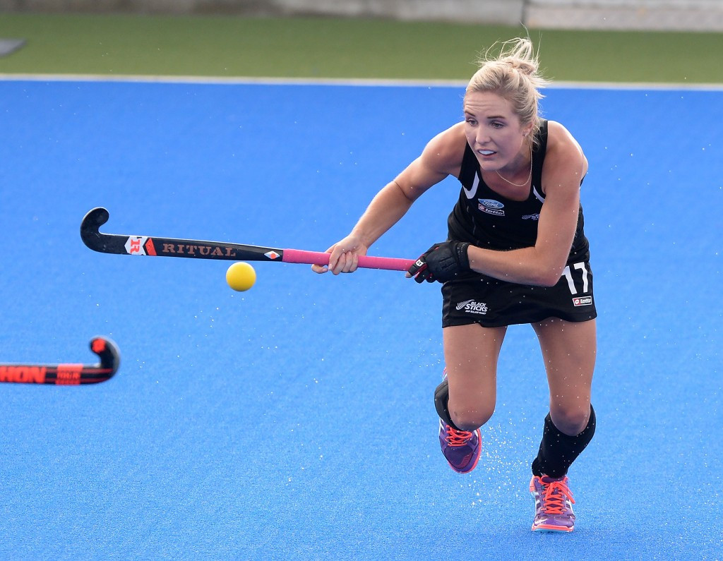 New Zealand hockey players told to end self-funding efforts for Rio 2016